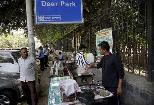 Park in Indian capital shut after suspected bird flu deaths