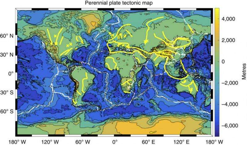 Plate tectonics: new findings fill out the 50-year-old theory that explains Earth's landmasses