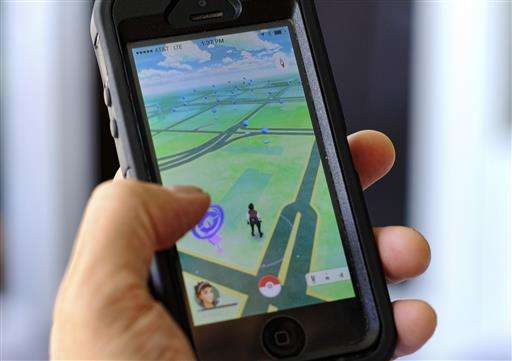 Players in hunt for Pokemon Go monsters feel real-world pain