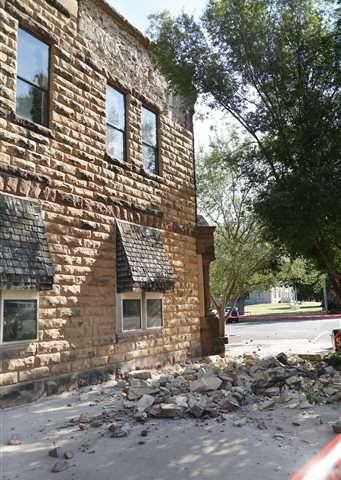 Record-tying Oklahoma earthquake felt as far away as Arizona