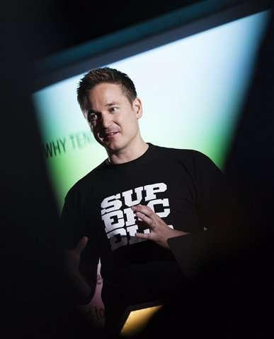 Softbank sells stake in game developer Supercell to Tencent