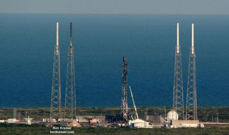 Spacex aims for mid-December Falcon 9 launch resumption, says Musk