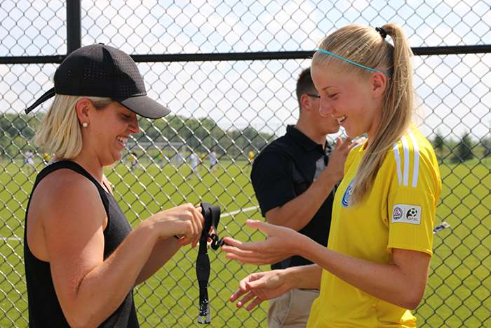 Study draws attention to female athletes, concussion