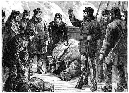 Study offers new insights to the Franklin Expedition mystery