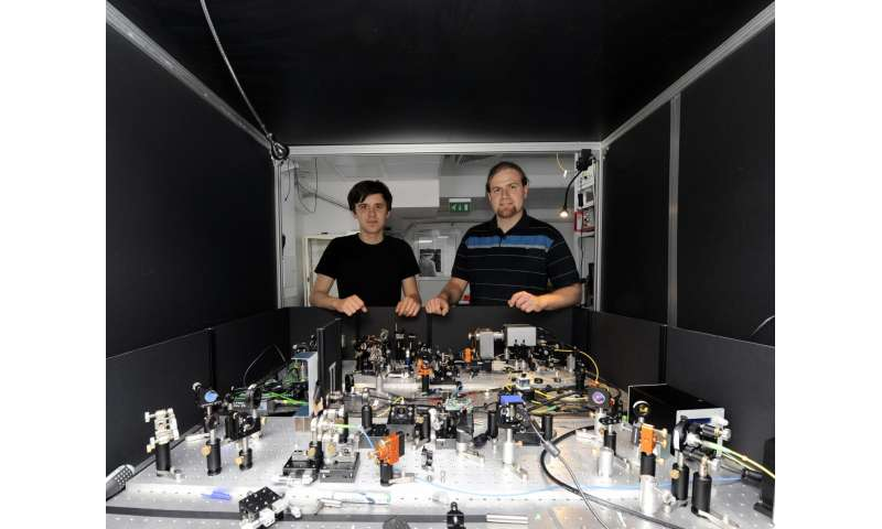 The birth of quantum holography: Making holograms of single light particles!