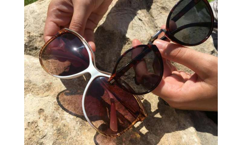The importance of being protected—how to choose your sunglasses