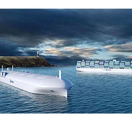 The time for unmanned ships has arrived