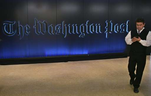 "The Washington Post's technology platform dubbed ""Arc"" made its debut in August, and is also being offered to other ne"