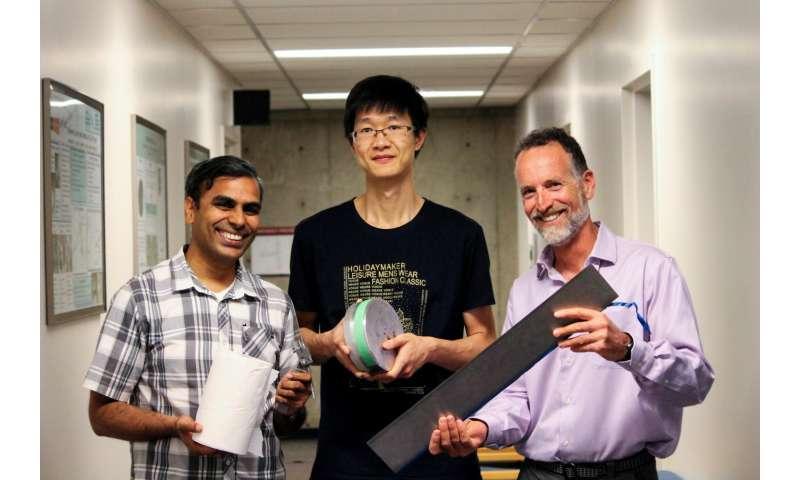 UBC researchers plumb the secrets of tissue paper