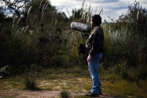 Uruguay's blind 'bird man' can identify 3,000 bird sounds
