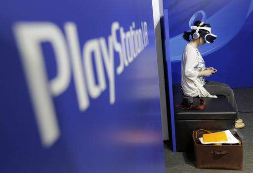 VR arrives at Tokyo Game Show, counted on to revive industry