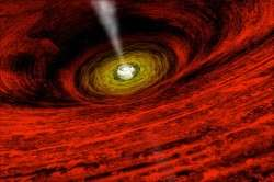 Was the Big Bang just a black hole?
