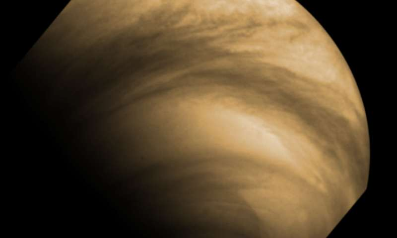 What lies beneath: Venus' surface revealed through the clouds