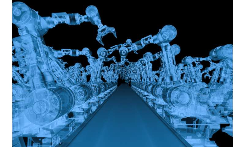 Why connecting all the world's robots will drive 2017's top technology trends