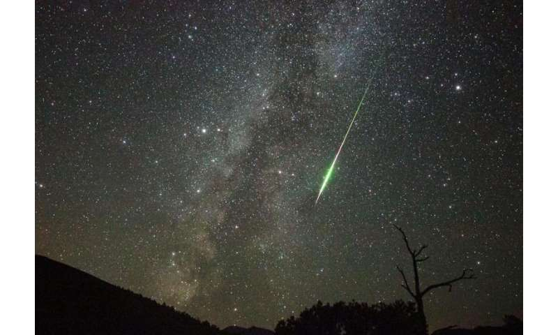 Why does Siberia get all the cool meteors?