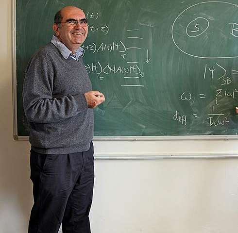 2016 Dirac Medal for Physics to Chapman University's Visiting Professor Sandu Popescu