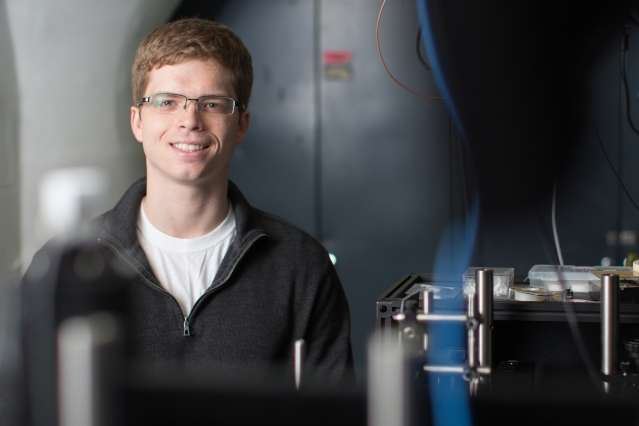 Researcher simulates conditions inside reactors to measure microscopic defects in irradiated materials