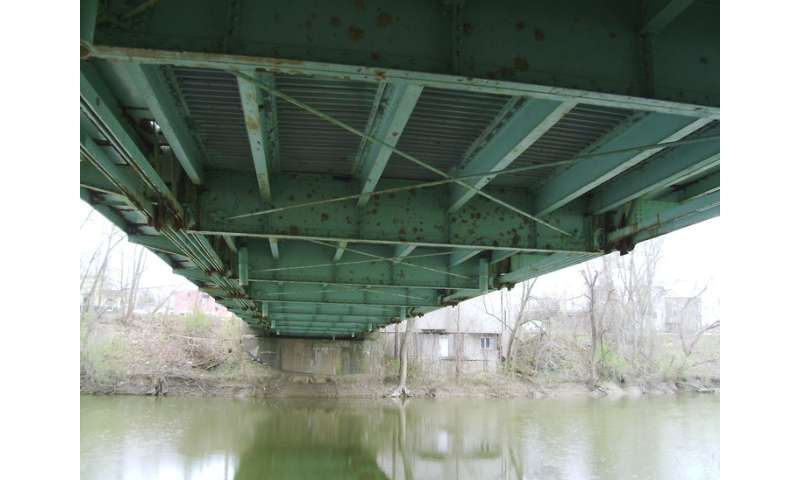 Researchers look at ways to improve Pennsylvania bridges
