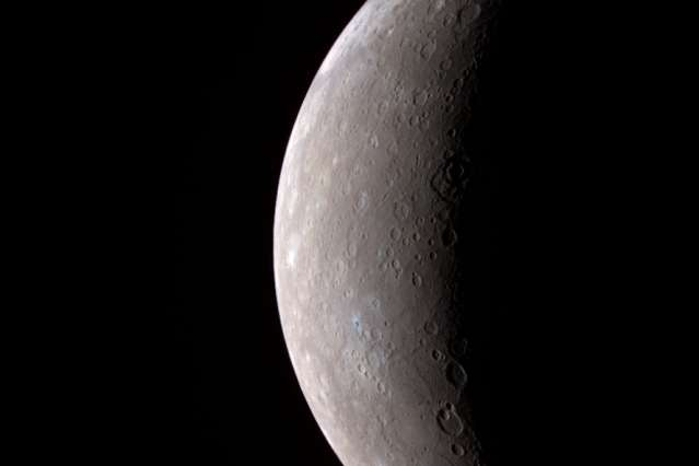 Researchers trace Mercury's origins to rare meteorite