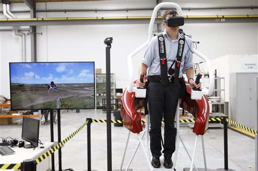 A jetpack nears liftoff, but creator fears dream is grounded
