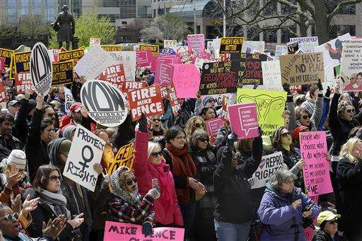 Blocked Indiana abortion law comes amid procedure's decline