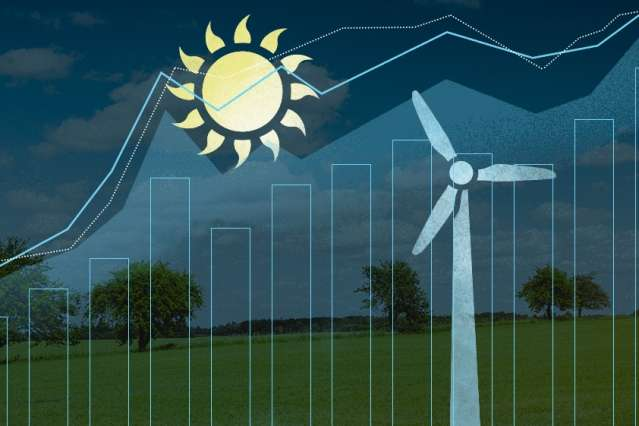 Calculating the financial risks of renewable energy