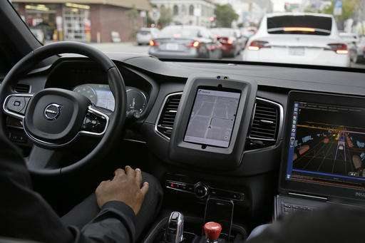 California, Uber in legal showdown over self-driving cars
