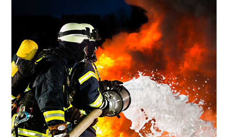 Cancer-causing chemical in drinking water traced to fire-fighting foam