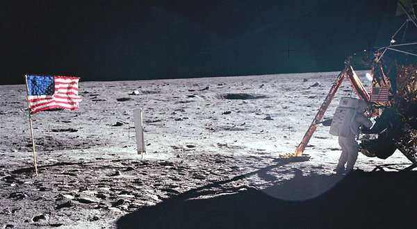 Can you buy land on the moon?