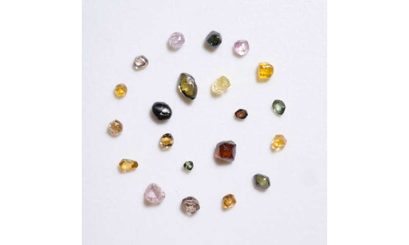 Denver Museum of Nature & Science diamond collection brings deep Earth to the surface