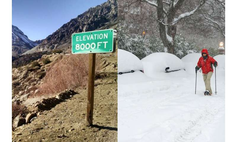 Extreme-weather winters are becoming more common in U.S., research shows