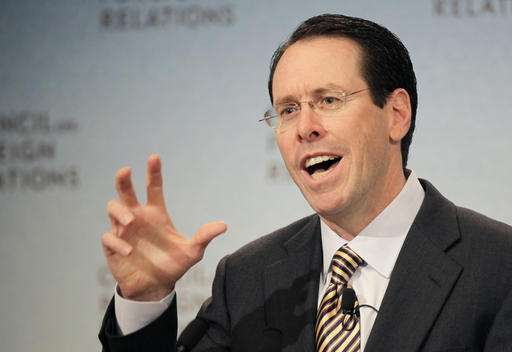 Innovation or monopoly? AT&T, Time Warner CEOs defend deal