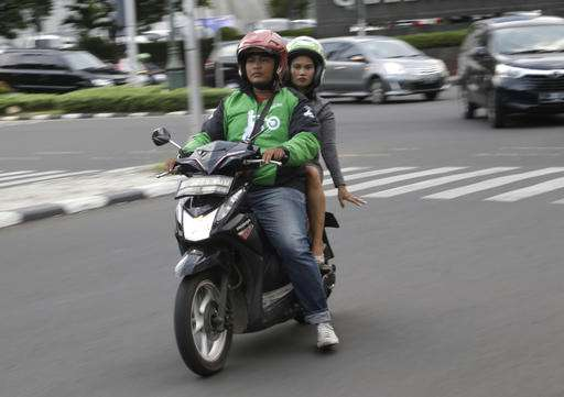 Jakarta's traffic trials give rise to a tech success