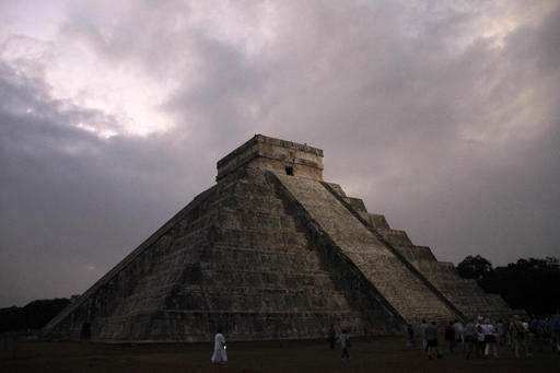Mexican experts say original pyramid found at Chichen Itza