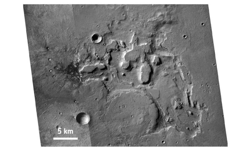New evidence for a warmer and wetter early Mars