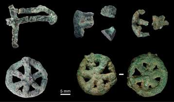 Novel imaging approach reveals how ancient amulet was made