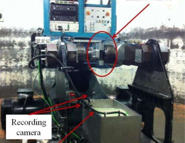 Using the X-Box Kinect as a sensor to conduct centrifuge research