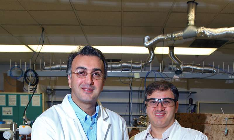 Breakthrough solar cell captures CO2 and sunlight, produces burnable fuel