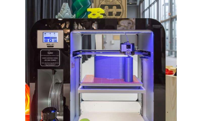 Researchers report cybersecurity risks in 3D printing