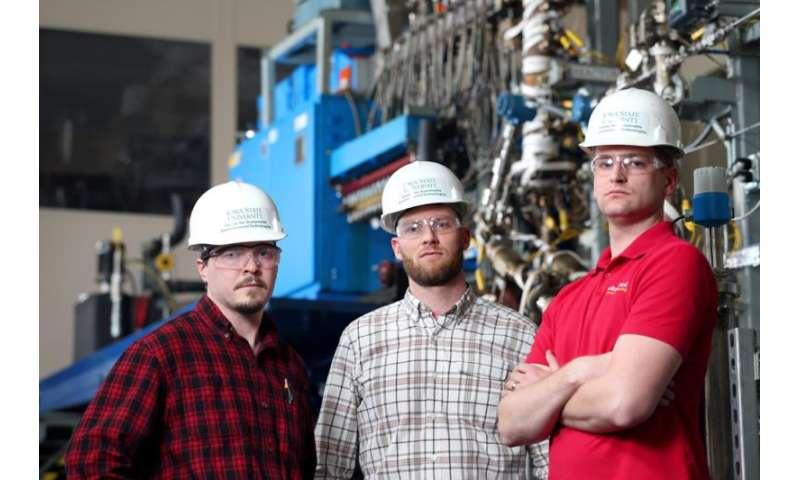 Researchers team up to develop pilot plant, advance biofuel technology