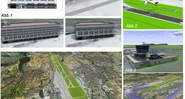 3D aerodromes—a VFR-pilot assistance technology for small aircraft