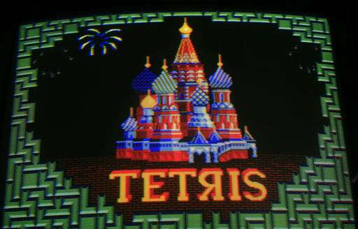 Hoping for a blockbuster, studios plan movie on Tetris game