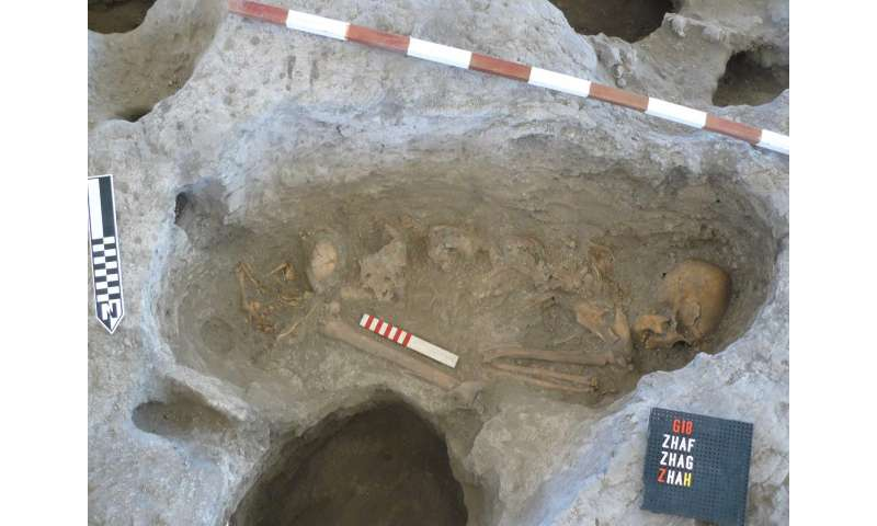 Hunter-gatherers experimented with farming in Turkey before migrating to Europe