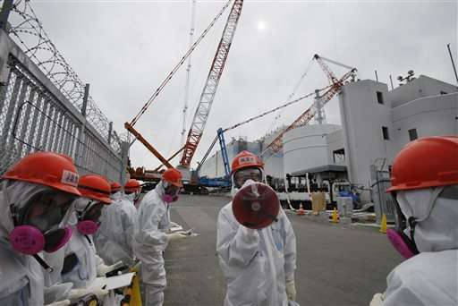 Ice wall at Fukushima plant switched on, but will it work?