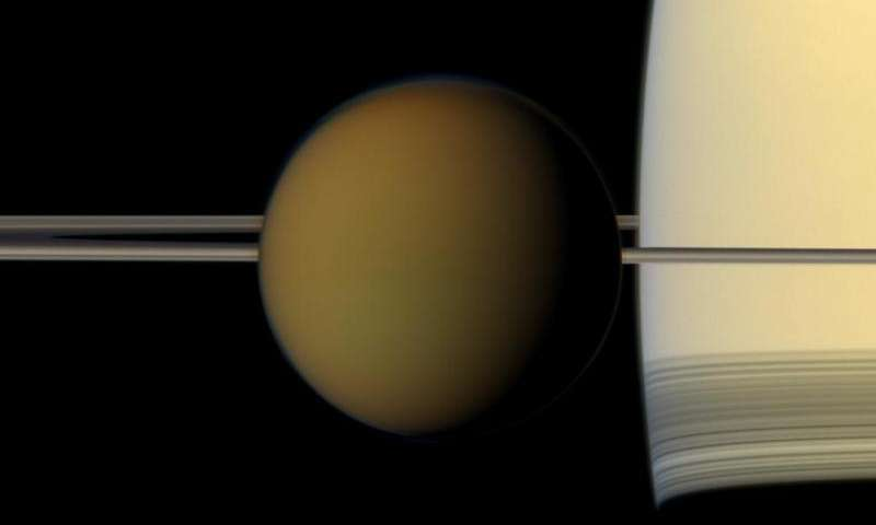 Nasa scientists find 'impossible' cloud on Titan—again