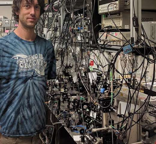 Physicists develop a more sensitive microscope