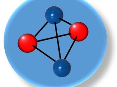 Physicists discover family of tetraquarks