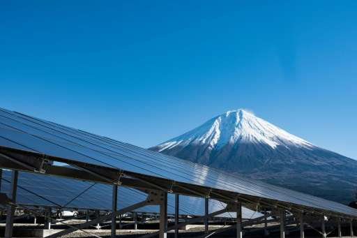 Renewable energy in Japan faces increasingly stiff competition from nuclear and fossil fuel-generated power
