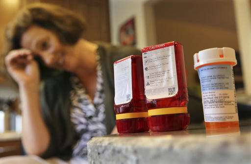 Unhappy Target customers send strong message on pill bottles