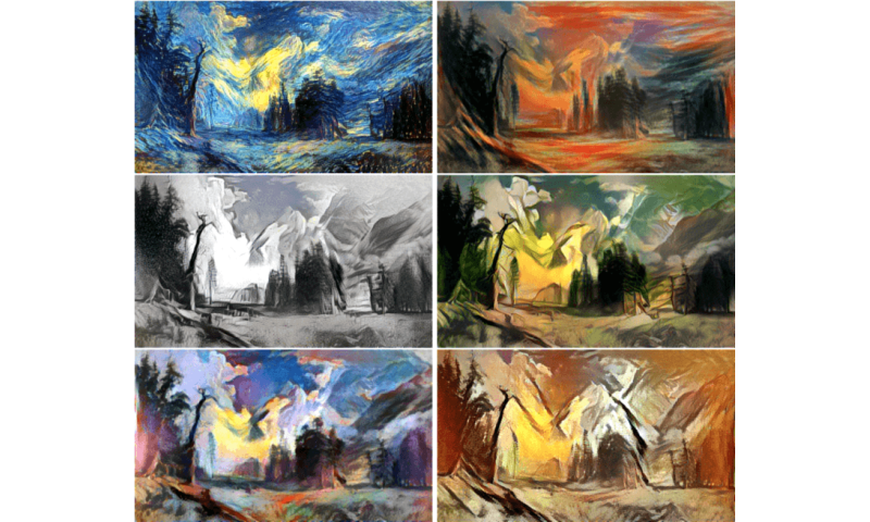 Using computers to better understand art